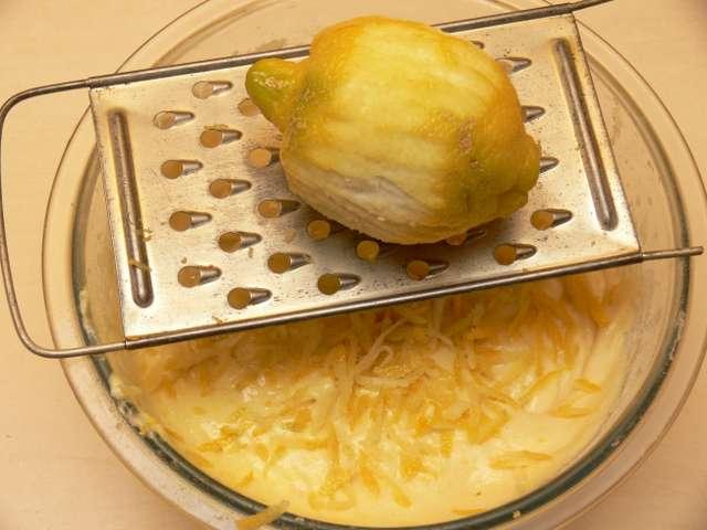Citronu kēkss
