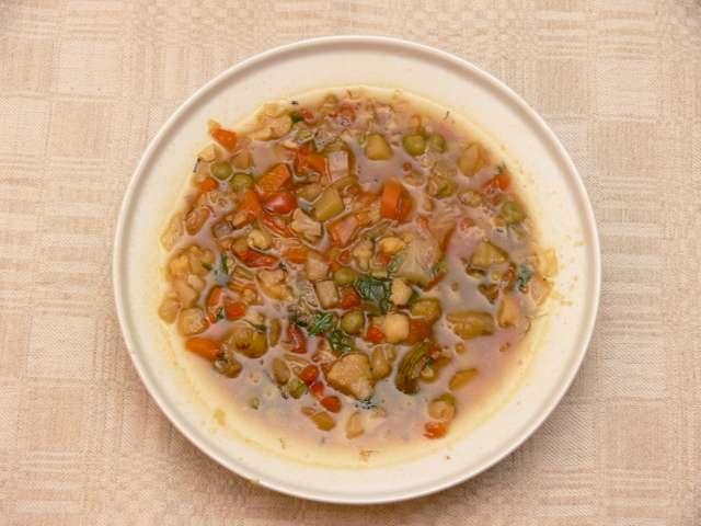 Liesā zupa