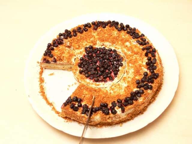 Putukrējuma torte
