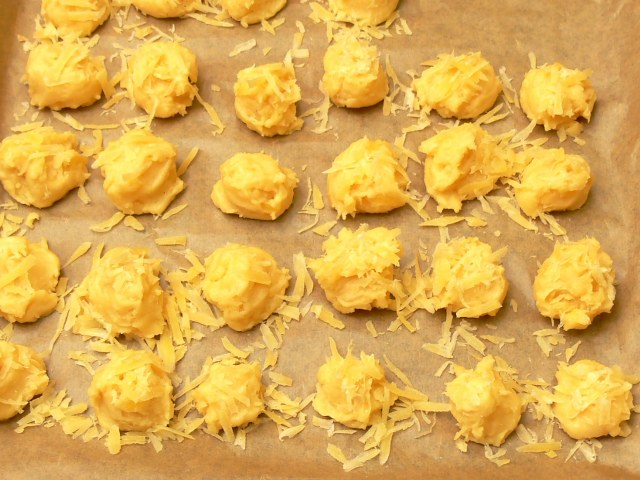 Sāļās siera bulkas