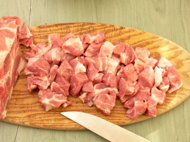 Šmorēta gaļa