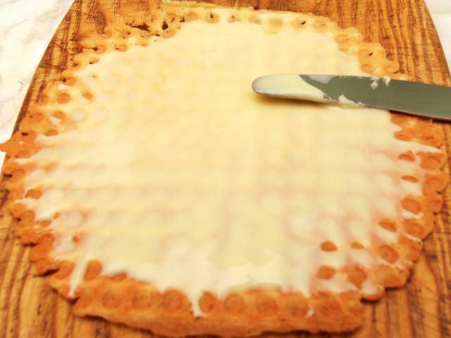Vafeļu torte